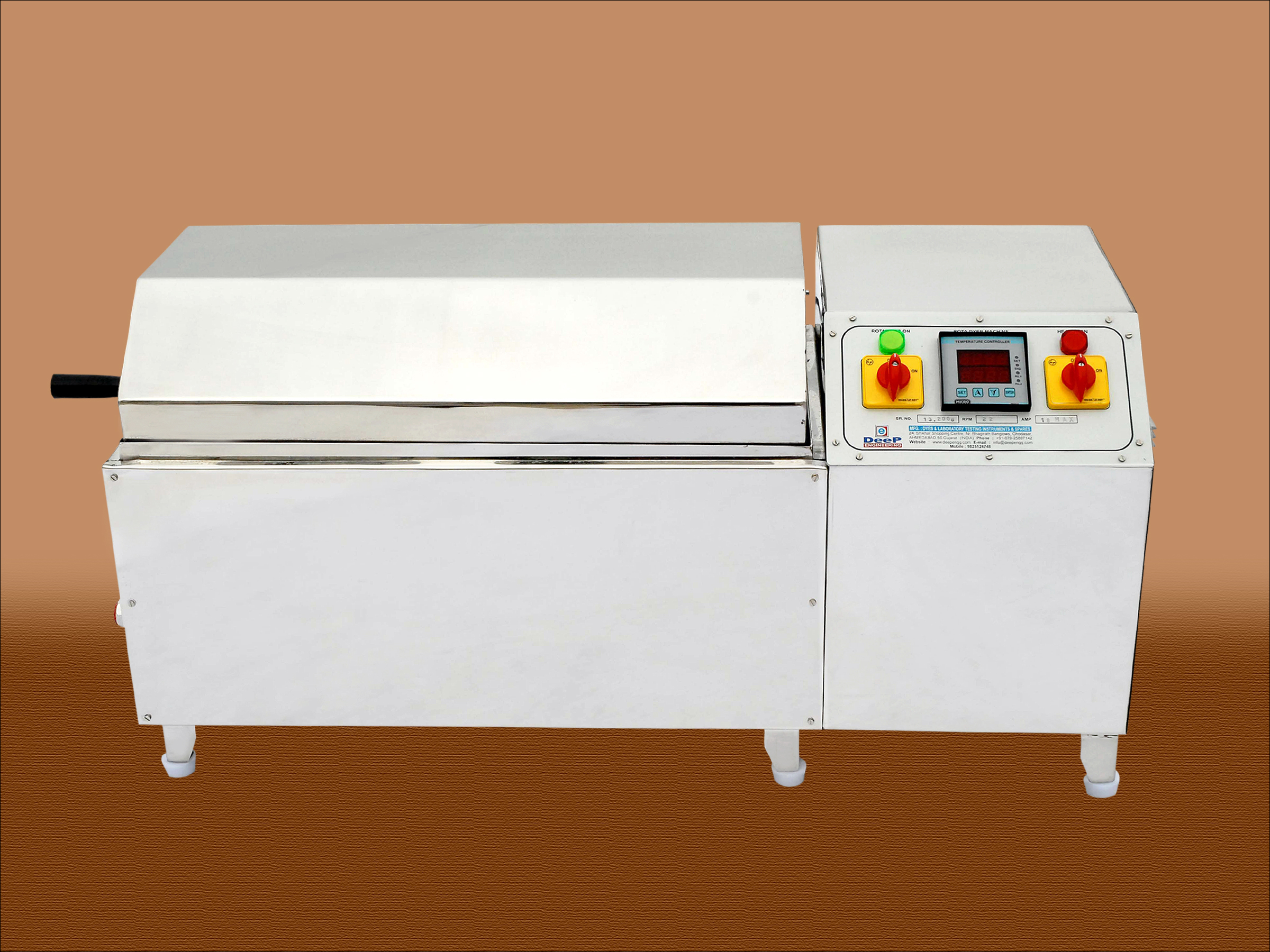 India,s Top Ten Supplier of Rota Dyer Machine