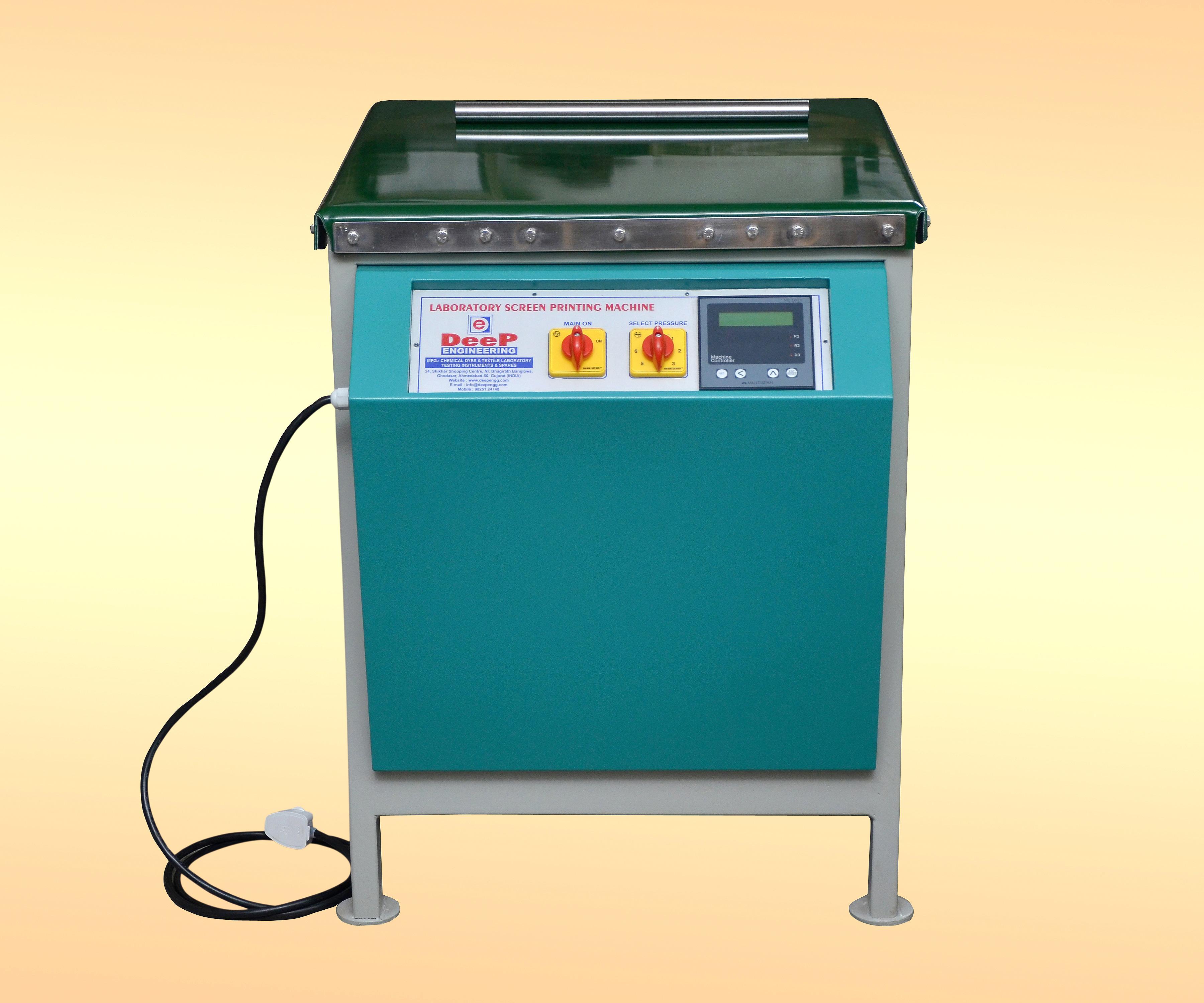 magnetic lab printing machine supplier philippines